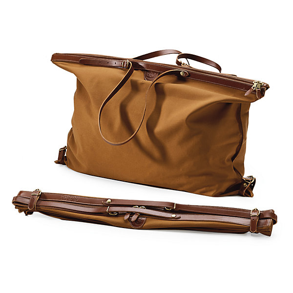 Folding Linen Travel Bag_01