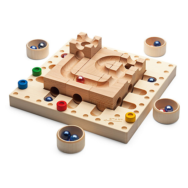 """Cuboro """"Tricky Ways"""" Board Game_01"""