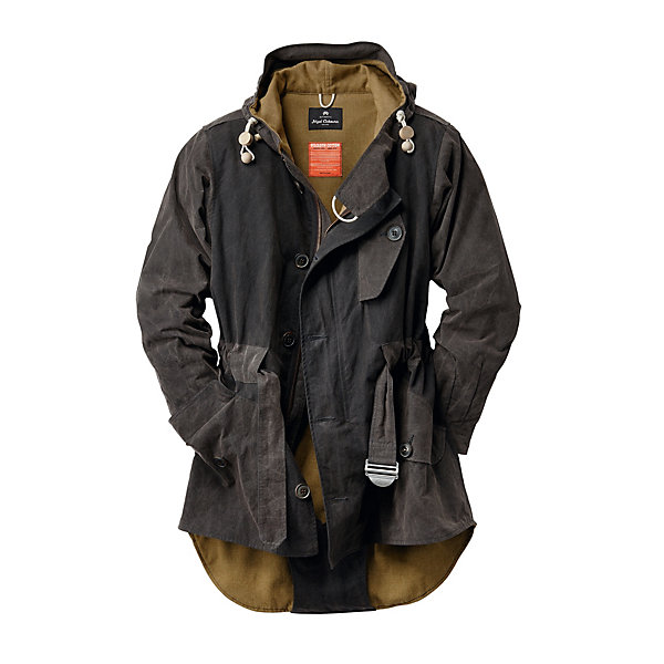 Nigel Cabourn Men's Cold Weather Parka_01