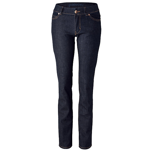 Goodsociety Ladies' - Straight Jeans_01