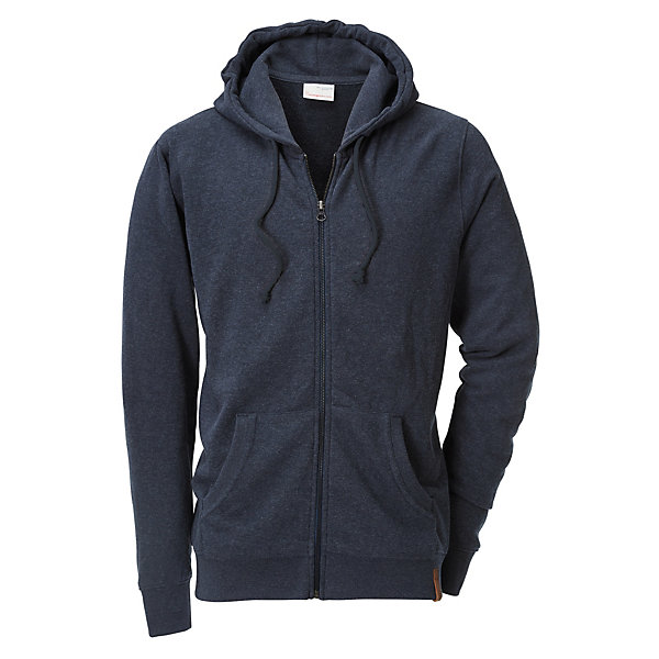 Knowledge Cotton Apparel Men's Hooded Jacket_01