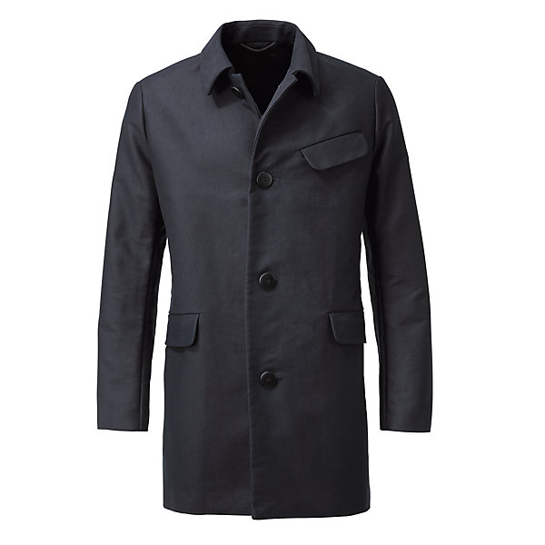 Joah Kraus Men's Short Coat Pilot Cloth_01