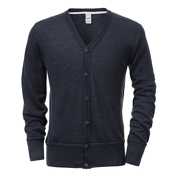 GRP Men's Linen Cardigan_01