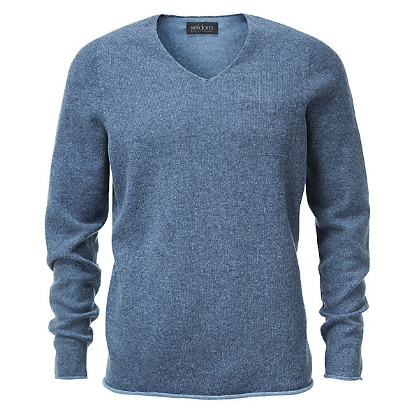 Seldom Men's Sweater with breast pocket_01