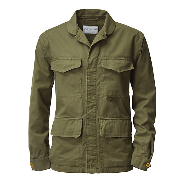 1ST PAT-RN Men's Cotton Jacket_01