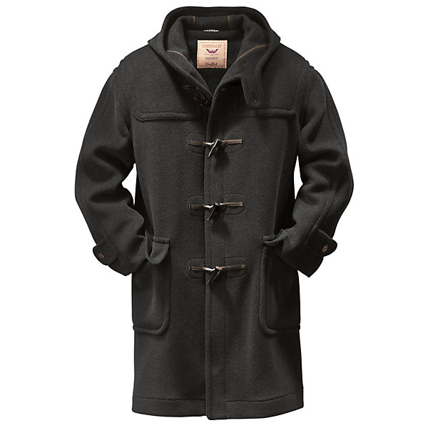 Men's Elysian Duffle Coat_01