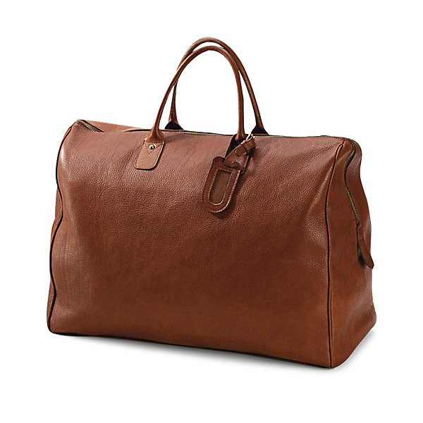 Manufactum Cowhide Travel Bag_01