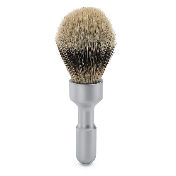 Merkur shaving brush, badger hair_01