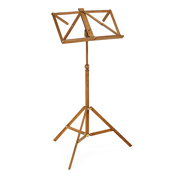 Wooden Foldaway Music Stand_01