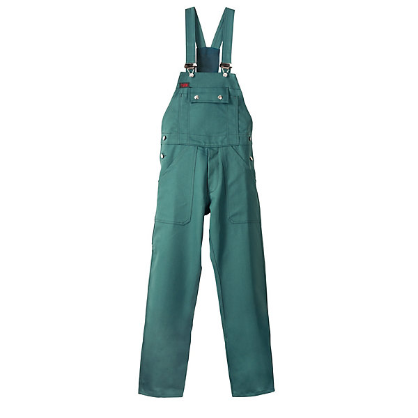 Cotton Twill Gardening Dungarees_01