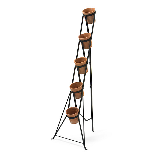 manufactum tiered plant pot stand manufactum online shop