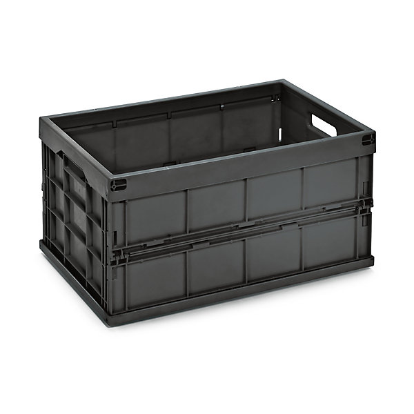 Plastic Folding Crate 40 Liters_01