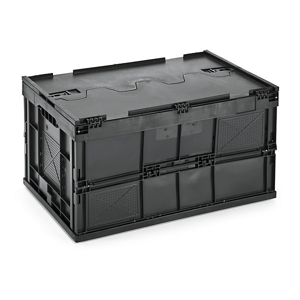 Plastic Folding Crates_01