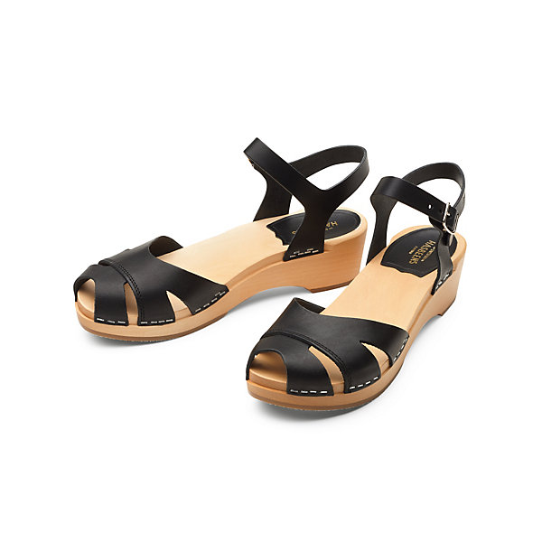 Swedish Hasbeens Flat Ladies' Sandals_01