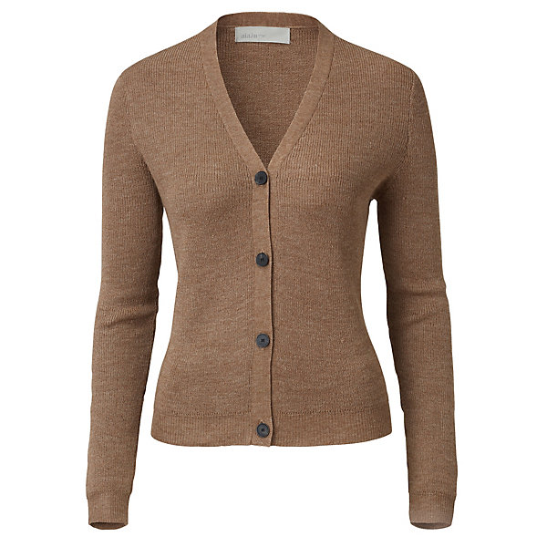 Aiayu Damen-Strickjacke