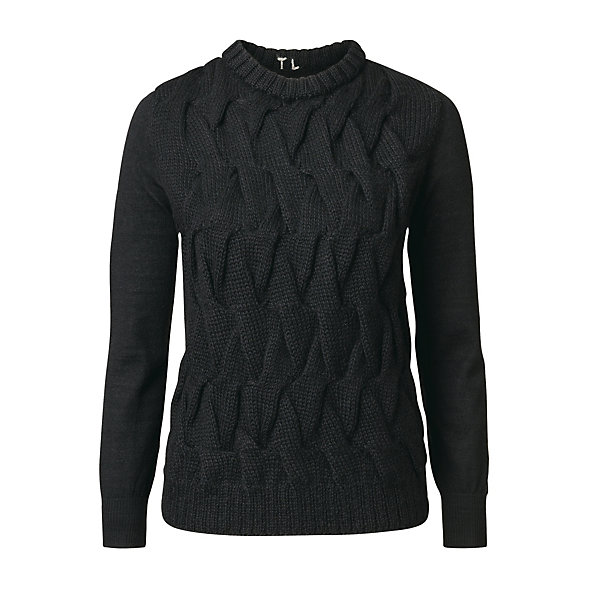 Aiayu Ladies' Knit Sweater