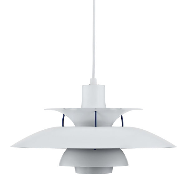 Aluminium PH 5 pendant lamp