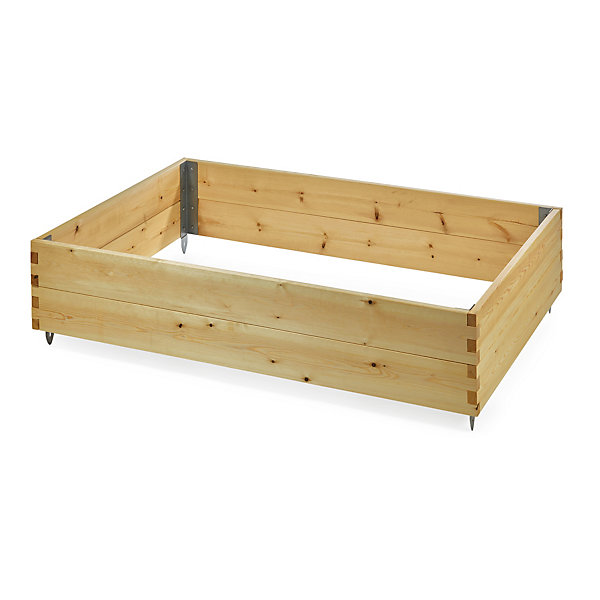 Bed Enclosure Made of Pine