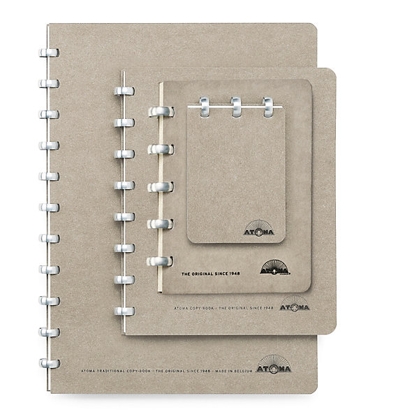 Blank Atoma A5 Notebook