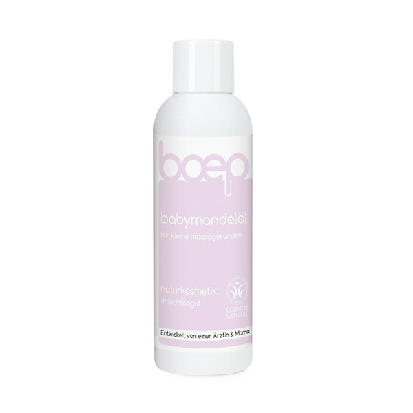 boep Baby Bath Oil