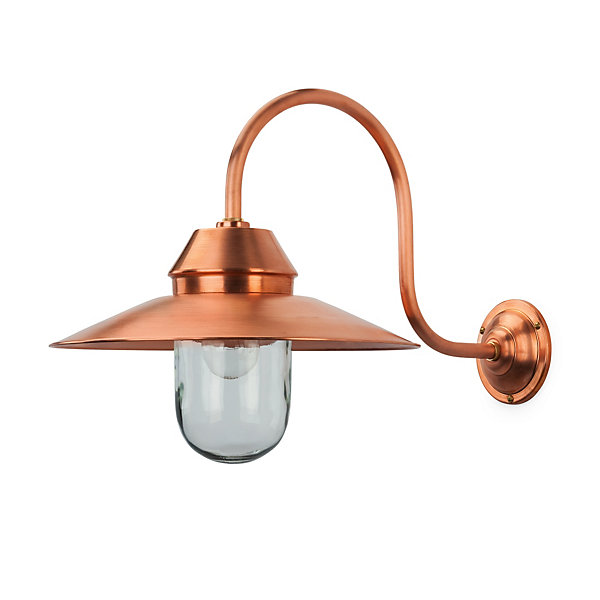 Bolich Large Copper Outdoor Lamp