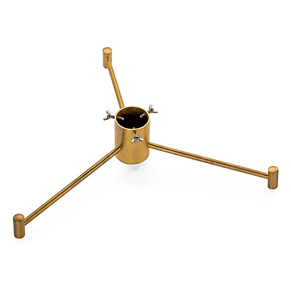 Christmas Tree Stand Made of Brass