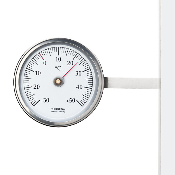 Circular Window Thermometer