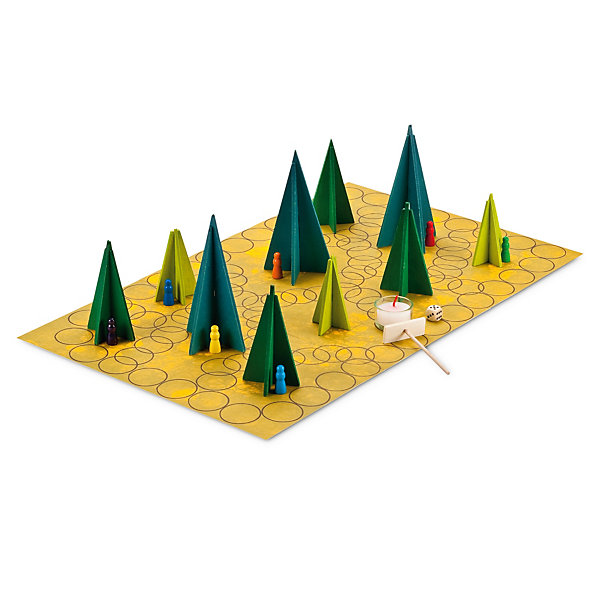Forest Shadow Game