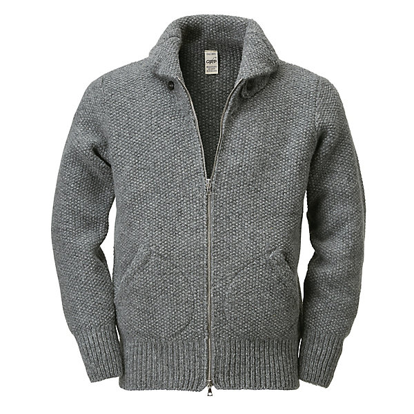 GRP Men's Knit Blouson