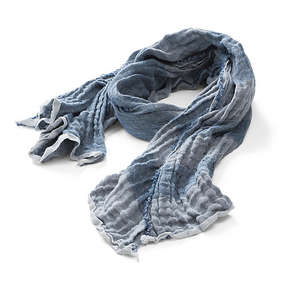 Hannes Roether Linen Scarf