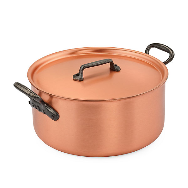 Heavy Copper Pot