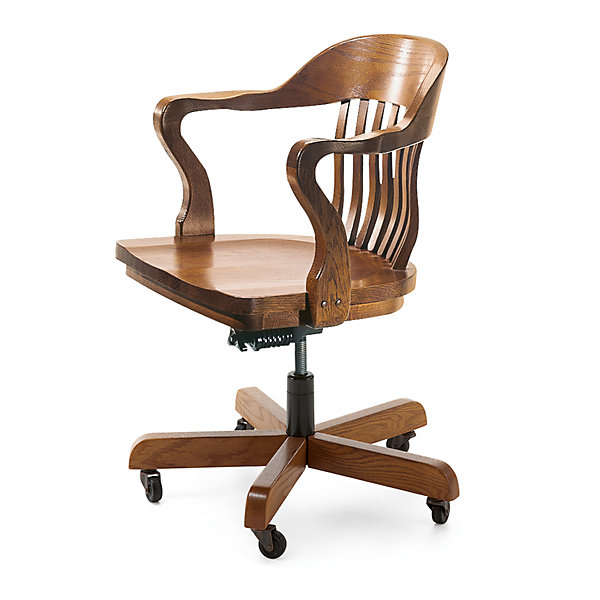 Bürosessel holz  High-Quality Chairs | Manufactum