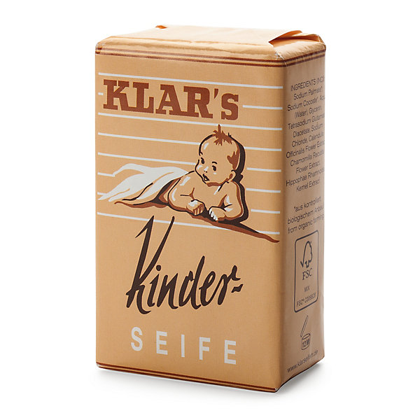 Klar children's soap