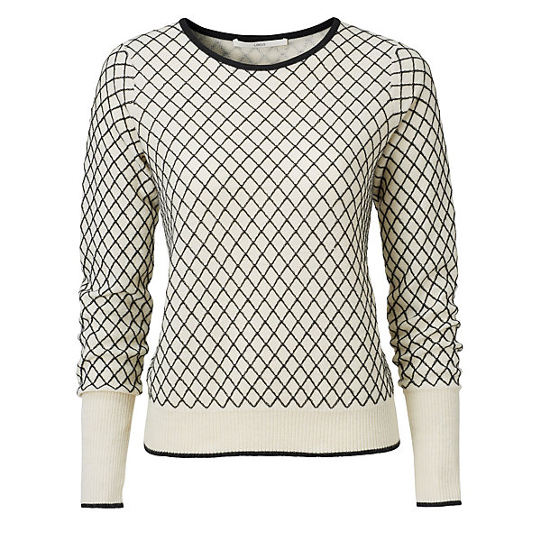 Lanius Damen-Strickpullover