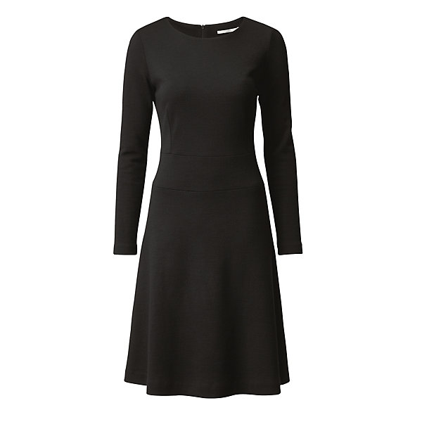 Lanius Jersey Dress Pure New Wool