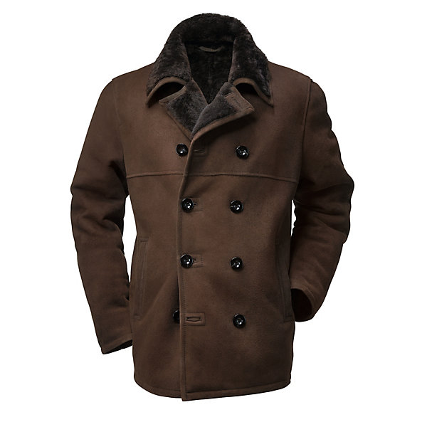 Men's Icelandic Lambskin Jacket