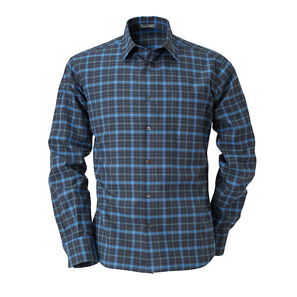 Men's Shirt Napped Cotton