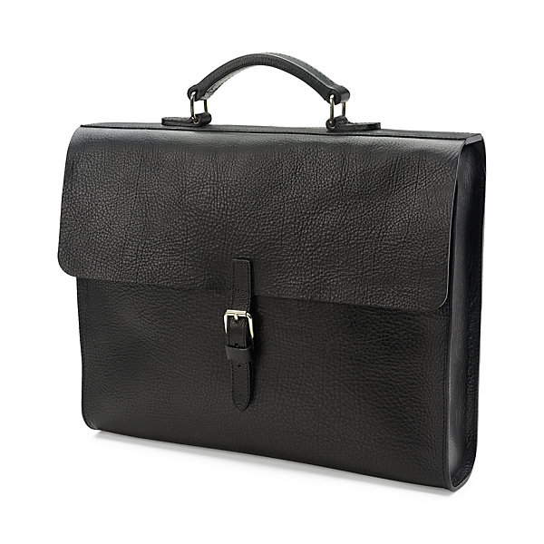 Notebook Briefcase Cowhide Leather