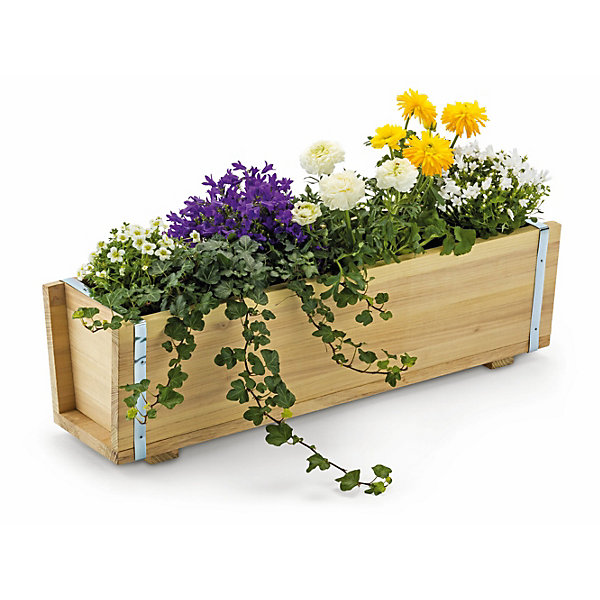 Robina Wood Balcony Planter