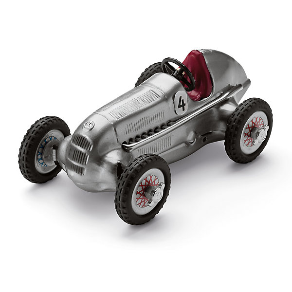 Schuco Mercedes Silver Arrow Kit