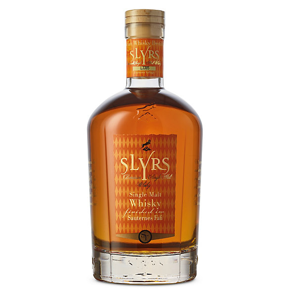 Slyrs Single Malt Sauternes-Fass
