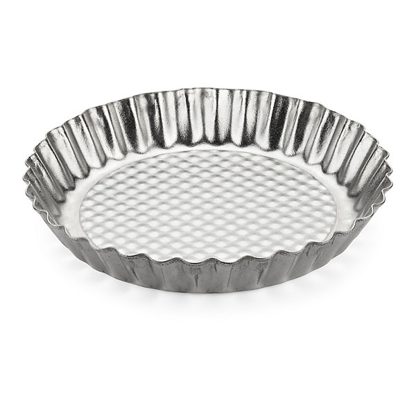 Small Tin Plate Tart Mould