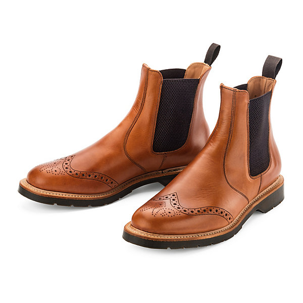 Solovair Men's Boot