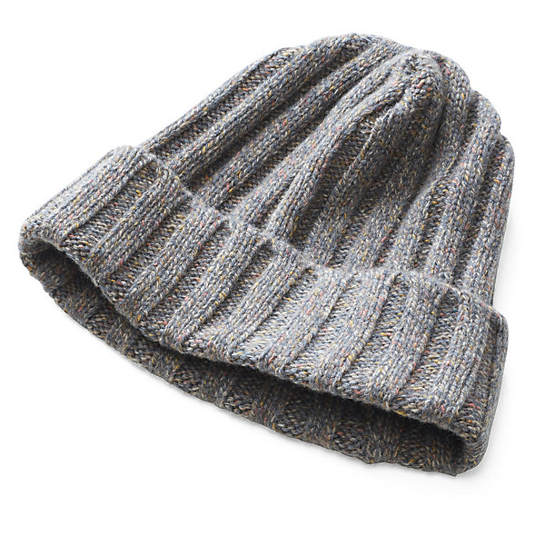 Women's Knitted Cap Wool and Cashmere