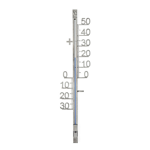 Zinc Die-cast Outdoor Thermometer