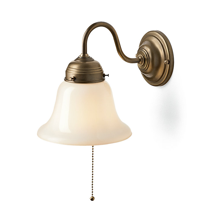 Small Brass Wall-Lamp