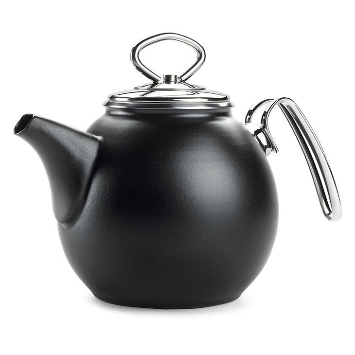 Tea Kettle Made of Enamel