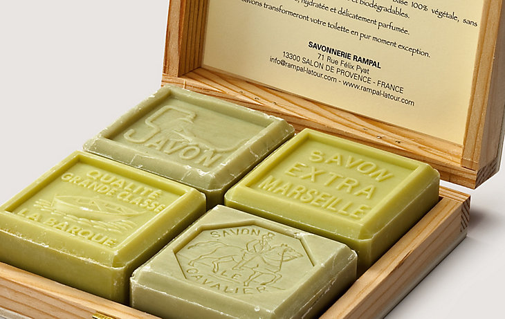 Marseilles Herbal Soap