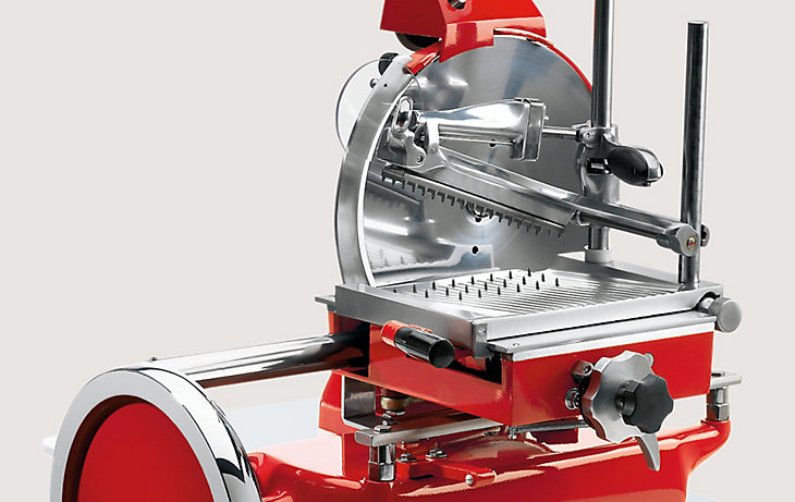 Cast Iron Meat Slicer