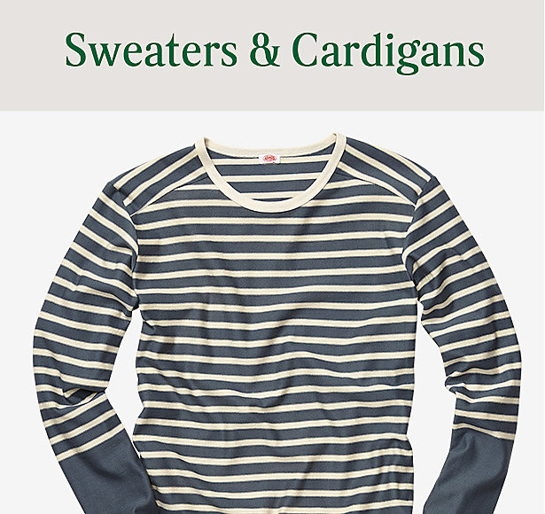 Sweaters & Cardigans for Men